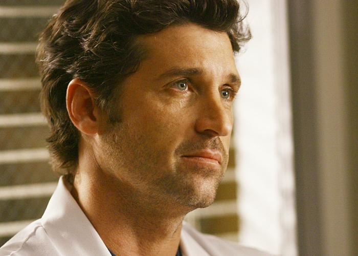 Derek Shepherd en Grey's Anatomy