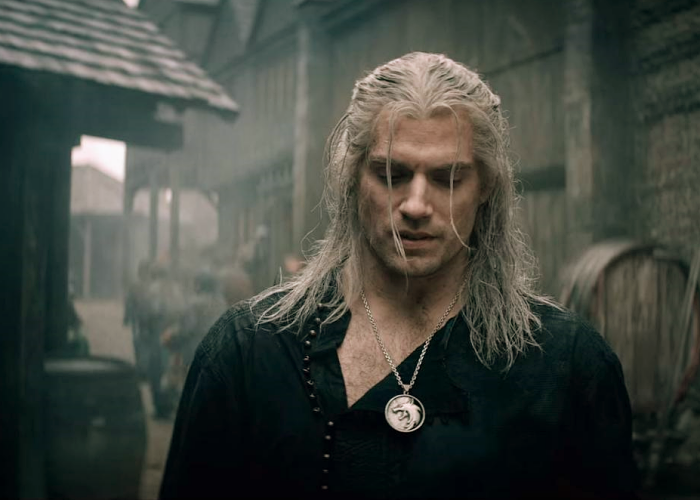 Geralt of Rivia en The Witcher