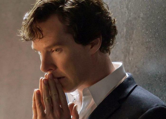 Sherlock Holmes en Sherlock