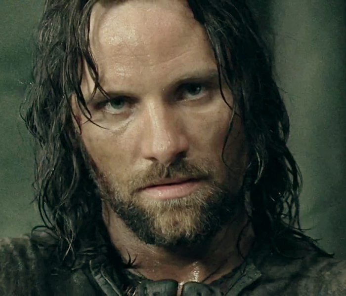 Aragorn II Elessar - Lord of the Rings