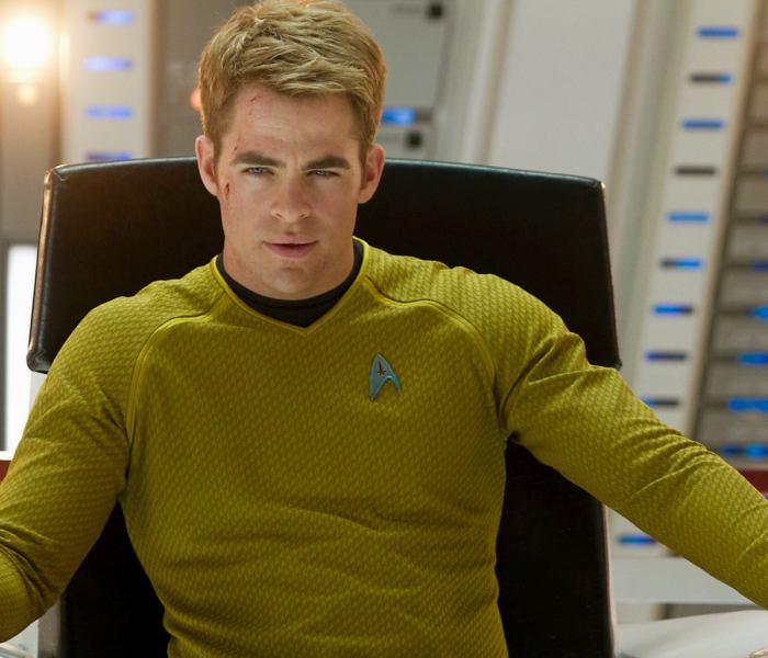 Captain Kirk - Star Trek