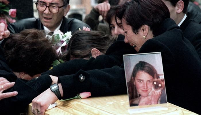 escena de la serie documental El caso Alcásser