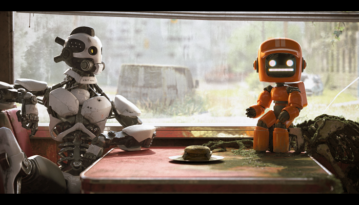 Love, Death & Robots: Volumen 2