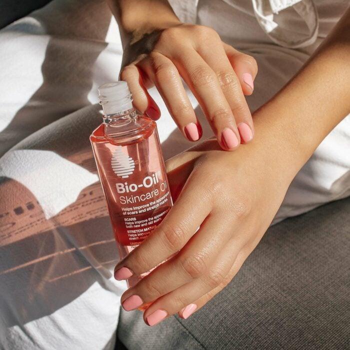 Bio-Oil ;10 Aceites corporales para consentir cada rincón de tu piel