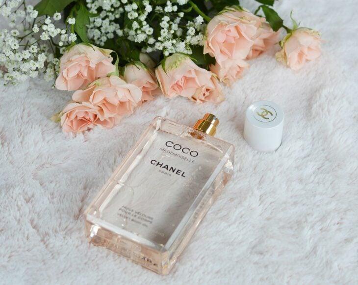 Chanel Coco Mademoiselle Velvet Body Oil ;10 Aceites corporales para consentir cada rincón de tu piel