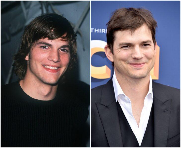 Ashton Kutcher ;13 Galanes de los 2000 que siguen enamorándonos
