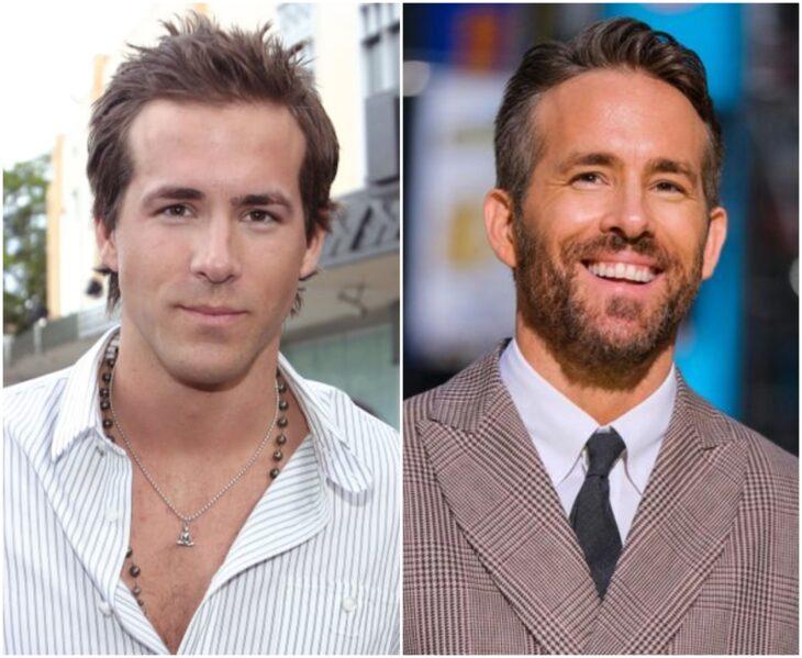 Ryan Reynolds ;13 Galanes de los 2000 que siguen enamorándonos