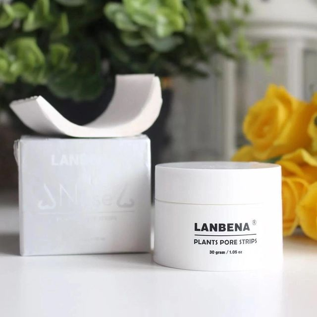 Mascarilla removedora Lanbena ;13 Productos que SÍ eliminan puntos negros