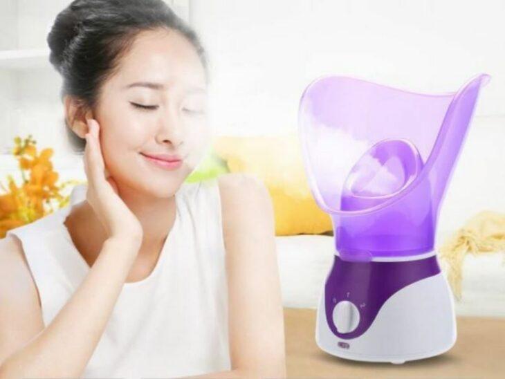vaporizador facial ;13 Productos que SÍ eliminan puntos negros