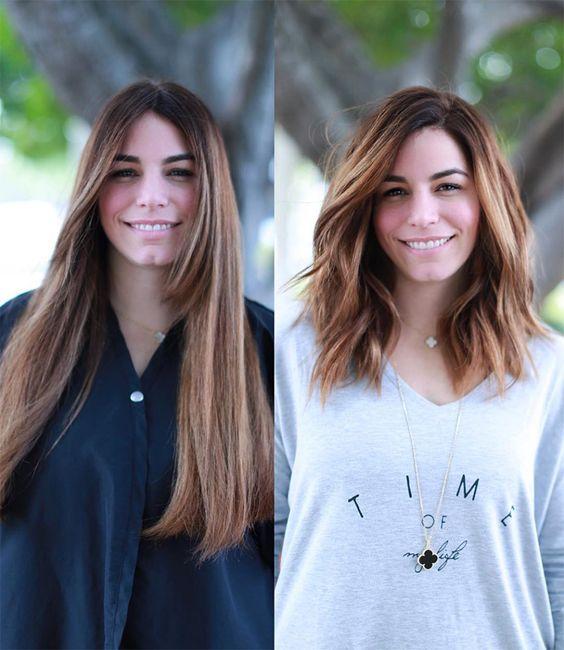 mujer antes y después de cambio de look;13 Regalos chulos y originales para sorprender a mamá en su día