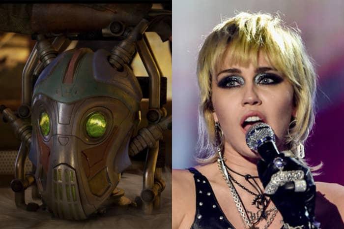 Miley Cyrus ;15 Celebridades que forman parte el Universo Marvel y no sabías
