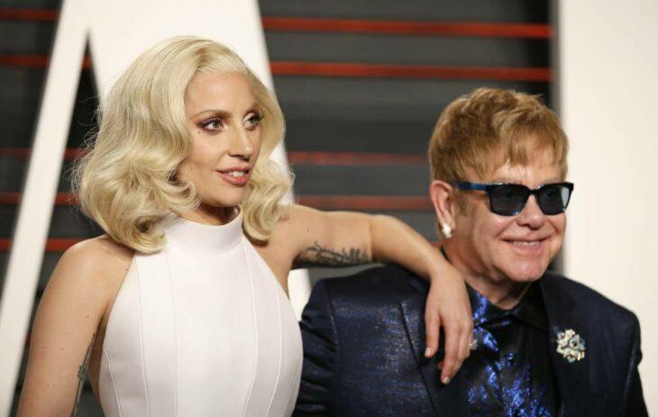 Lady Gaga y Elton John ;16 Famosos que no sabías están relacionados entre sí