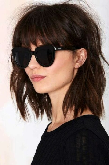 13 Ideas to wear short hair and look beautiful 2
