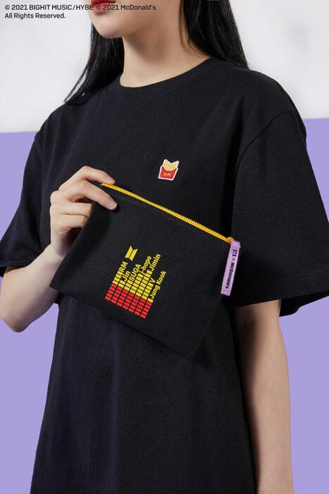 cosmetiquera; ;Army, preparate para comprar toda la colección BTS de McDonalds