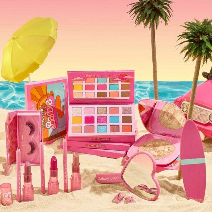 Línea de maquillaje de Barbie Malibú; ColourPop y Barbie Malibu lanzan línea de maquillaje