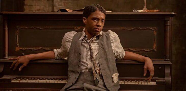 Chadwick Boseman por La madre del blues