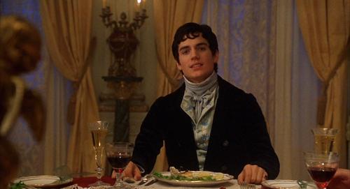 Henry Cavill protagonizando la película El conde de Montecristo en 2002