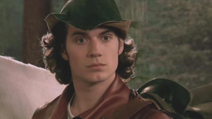 Henry Cavill protagonizando la película Red Riding Hood de 2006