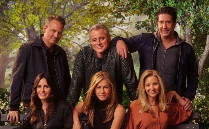 Escena de Friends: La reunión; 'Friends La reunión' ya tiene tráiler oficial y no podemos esperar a verla