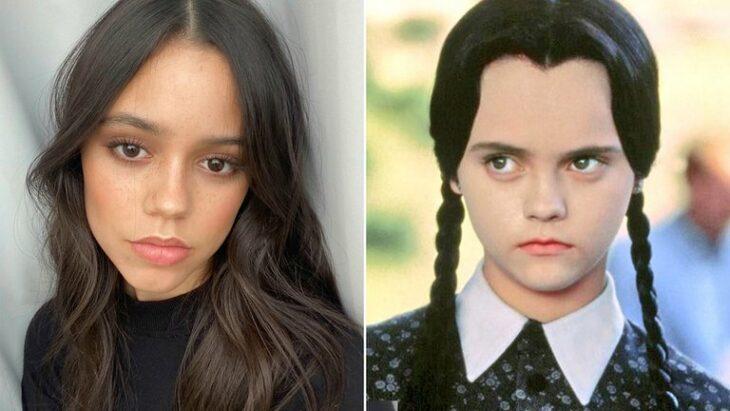 Jenna Ortega será Merlina Addams en la nueva serie de Tim Burton