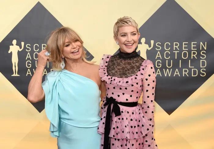 Goldie Hawn y Kate Hudson; 13 Madres e hijas famosas que están enamorando a Hollywood