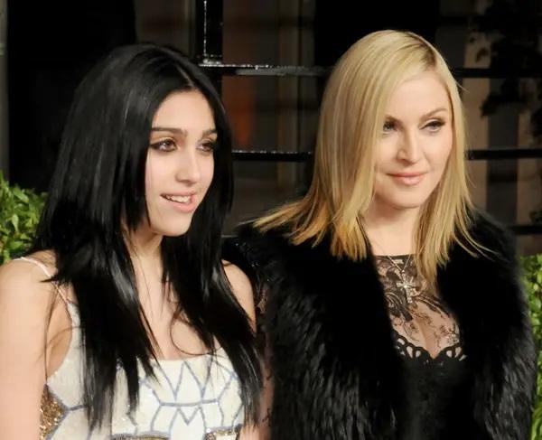 Madonna y Lourdes Leon; 13 Madres e hijas famosas que están enamorando a Hollywood