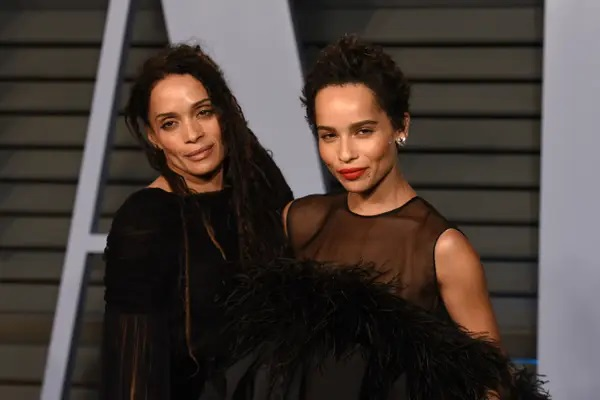 Lisa Bonet y Zoë Kravitz; 13 Madres e hijas famosas que están enamorando a Hollywood