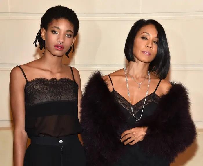 Jada Pinkett Smith y Willow Smith; 13 Madres e hijas famosas que están enamorando a Hollywood