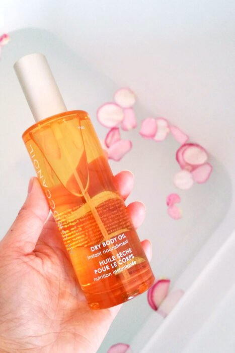 Moroccanoil Dry Body Oil ;10 Aceites corporales para consentir cada rincón de tu piel