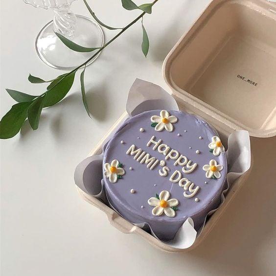 tarta de mantequilla con betún de moras ;15 Pasteles para demostrarle a mamá cuanto la amas
