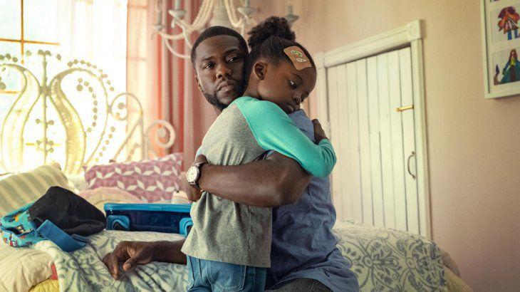 Película Paternidad de Netflix