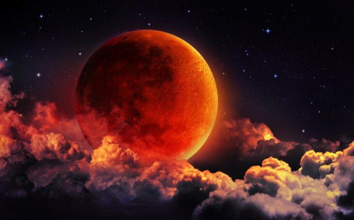 Eclipse total de luna; Prepárate para ver el primer eclipse total de Luna del año