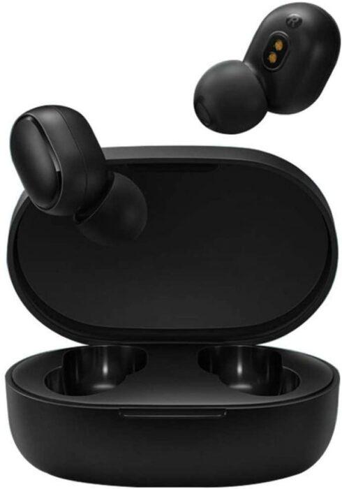 Audífonos inalámbricos de chicharo