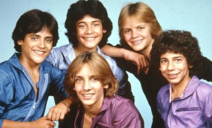 Grupo Menudo de los 70