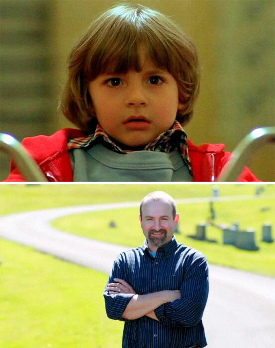 Actores antes y después de alcanzar la fama en Hollywood