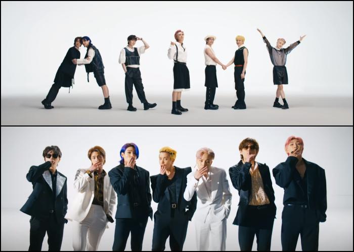 Bts Jin, J-Hope, RM, Suga, V, Jimin y Jungook