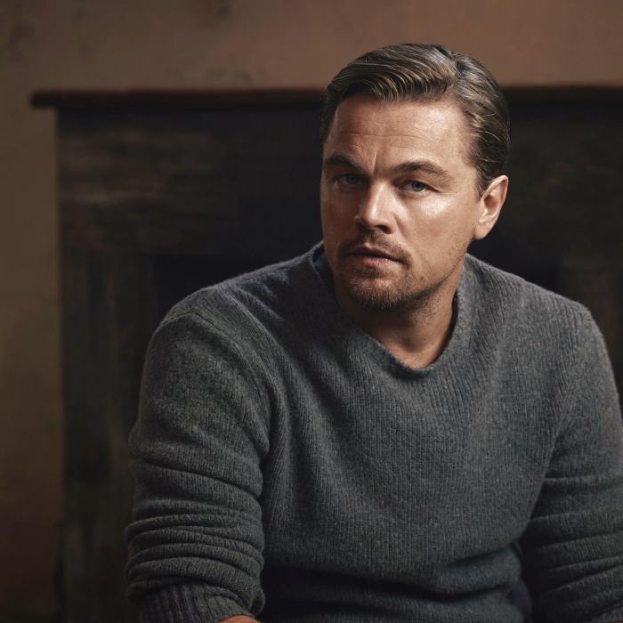 Leonardo DiCaprio - The Revenant 2015