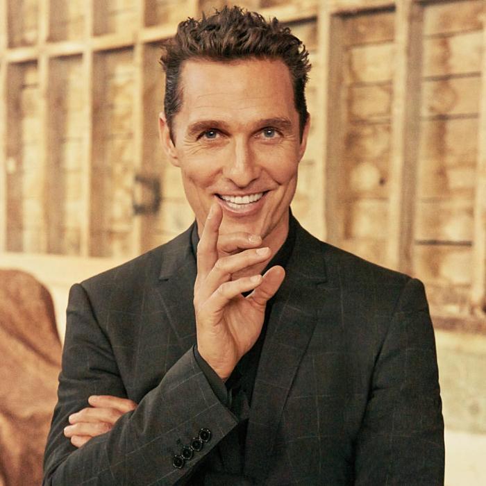 Matthew McConaughey - Dallas Buyers Club 2013