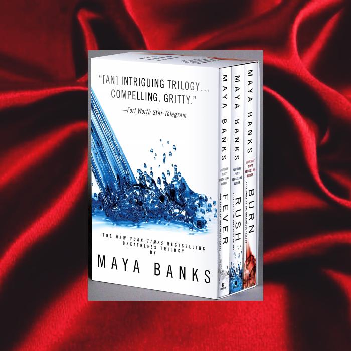 The Breathless Trilogy de Maya Banks