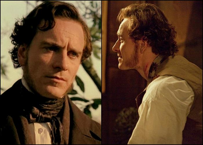 Edward Rochester en Jane Eyre