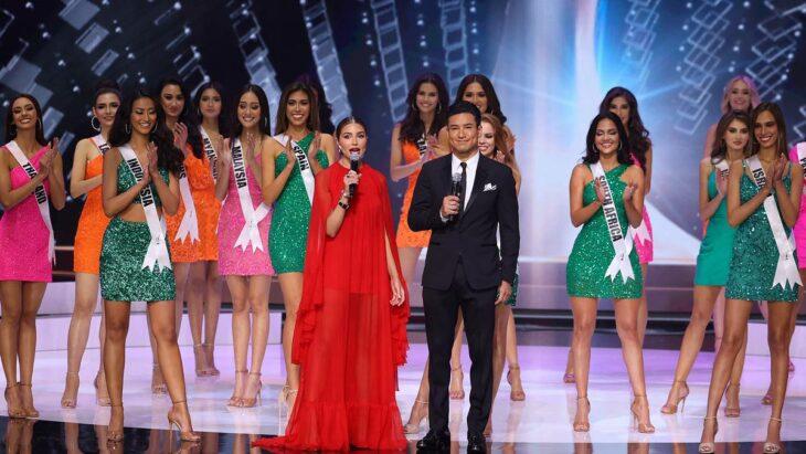Participantes e Miss Universo 2021
