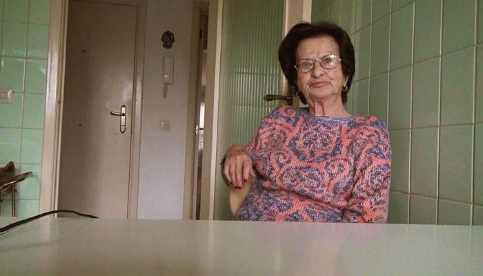 No Home Movie (2015, Chantal Akerman)
