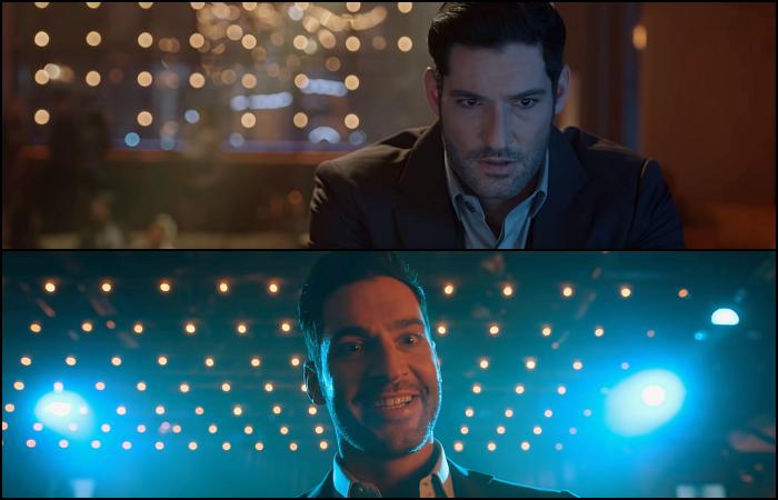 escenas de la segunda parte de la quinta temporada de Lucifer