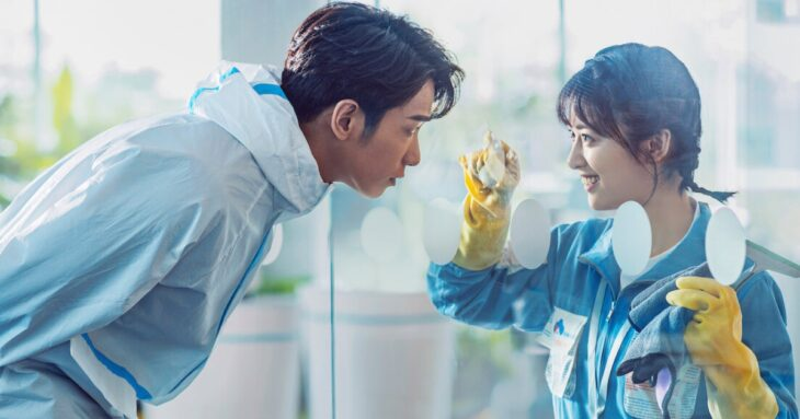 Pasión por la limpieza ;13 Dramas asiáticos de los que todos hablan y debes ver
