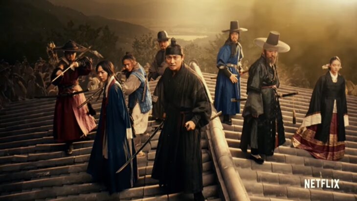 Kingdom ;13 Dramas asiáticos de los que todos hablan y debes ver
