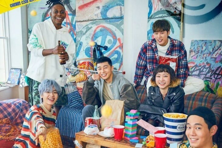 Itaewon Class ;13 Dramas asiáticos de los que todos hablan y debes ver