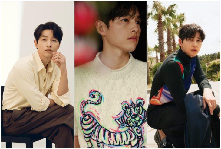 Song Joong-ki ;13 Galanes asiáticos que se convertirán en tu próximo crush
