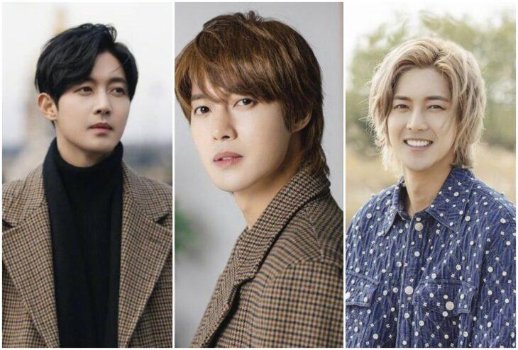 Kim Hyun-joong ;13 Galanes asiáticos que se convertirán en tu próximo crush