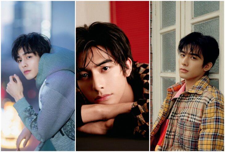 Song Weilong ;13 Galanes asiáticos que se convertirán en tu próximo crush