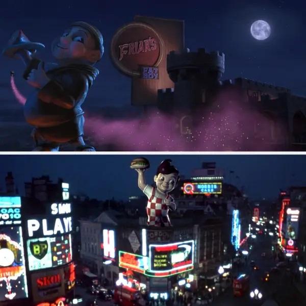 Escena de Shrek ;13 Momentos que fueron magia pura en 'Shrek' y no lo notaste